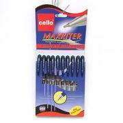 727 (056_1) Ручка  масл CL Maxriter короб син без доп ручки  BOX (DSCN3198) (10/100/2400)