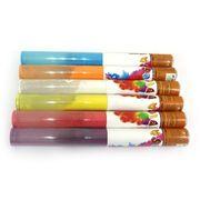 0917-50 Хлопушка пневм. PVC Цветной дым 50см 80g, цветная мука, бут. 7см mix5 (1)