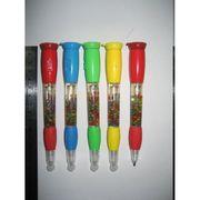 IMG_0971 Ручка кулькова світло Рідина з кульками фонарик (24)