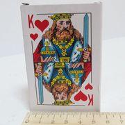 1766 (4495) (9810) Карты 54шт. Король (Ленингр.) (с мечом) (10/100)