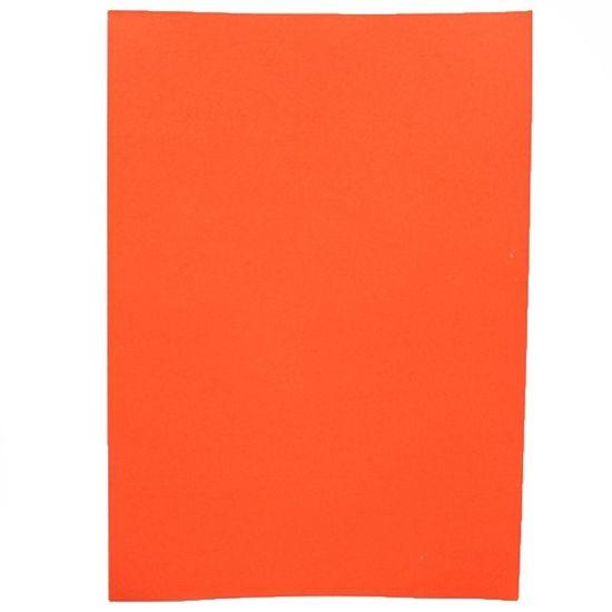 Фоаміран А4 коралового кольору, товщина 1.5 мм, 10 аркушів Josef Otten 15A4-7010