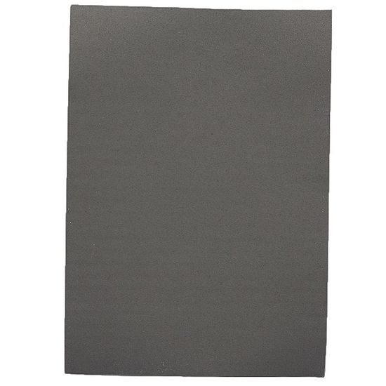 Фоаміран А4 сірого кольору, товщина 1.5 мм, 10 аркушів Josef Otten 15A4-7025