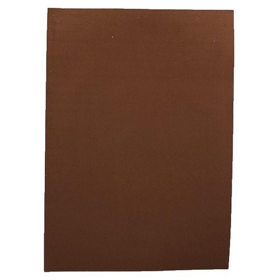 Фоаміран А4 коричневого кольору, товщина 1.5 мм, 10 аркушів Josef Otten 15A4-7028