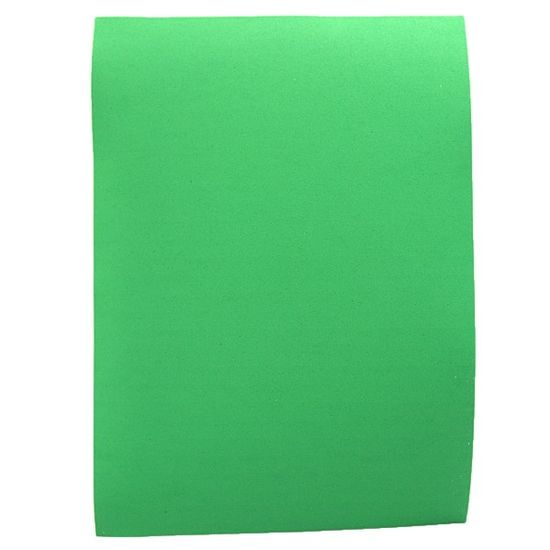 Фоаміран А4 зеленого кольору, товщина 1.5 мм, 10 аркушів Josef Otten 15A4-7049