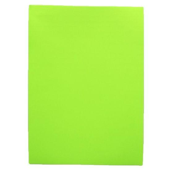 Фоаміран А4 яскраво-салатового кольору, товщина 1.5 мм, 10 аркушів Josef Otten 15A4-7050