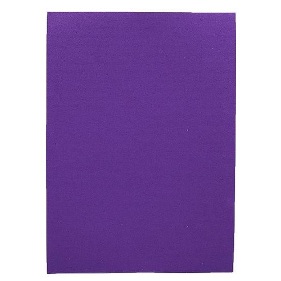 Фоаміран А4 темно-фіолетового кольору, товщина 1.5 мм, 10 аркушів Josef Otten 15A4-7055