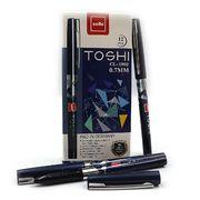 Ручка масляна синя 0.7 мм з гумовим тримачем Classic Cello CL-1902