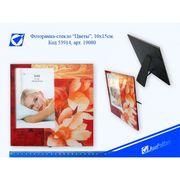 FS19080 Ф/рамка картина Червоні та рожеві квіти 10*15, mix4 (1)