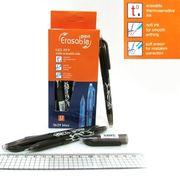 Ручка гельова зі стираючими чорнилами чорна 0.5 мм B10-Black Josef Otten 3629