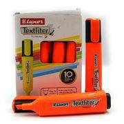 Маркер текстовий Luxor Textliter 1-4,5 мм, помаранчевий 4013 (10/100/400)