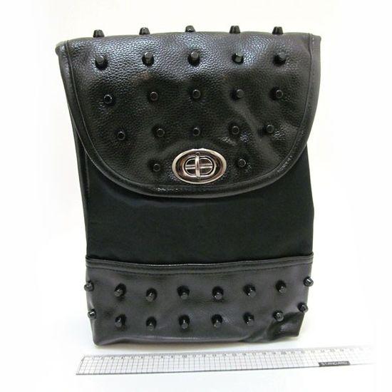 4347 Рюкзак молодежный кожа Викинг 30*22*13см (5)