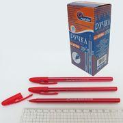 Ручка кулькова червона 0.7 мм Josef Otten 555А