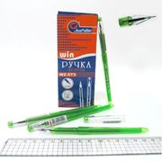 Ручка гелева зелена 0.5 мм Winning Josef Otten WZ-573-12