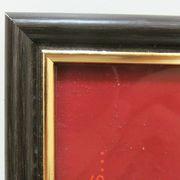 15-7127 (21x30) (ящ30)Ф.рам.наст.пласт.багет/темн. Дуб шоколадный 3# (1)