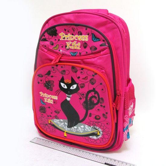 7232G Рюкзак детский ''Cat'' 39*28*12см, усил.эргоном.спин. (5/60)
