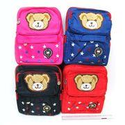 7235 Рюкзак детский Медведь 30*24*11см, mix4 (5)