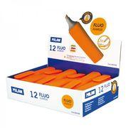 Маркер текстовий флуоресцентний помаранчевий 2.0-4.7 мм Fluo TM MILAN 80038 (12/432)
