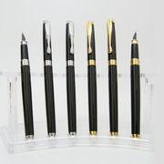 Ручка перова металева Baixin FP 860