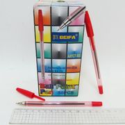 Ручка кулькова червона 0.5 мм Beifa AA927