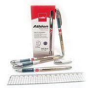 CL-1166 Ручка масл.CL Athlon 0,7мм, синяя, без/этик. (72/12/1728)