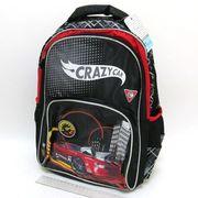 DSCN0491 Рюкзак детский Crazy car 40*30*10см (1)