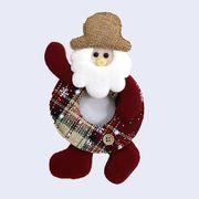 Новорічна прикраса Сніговик Розмір 17см Josef Otten DSCN0593