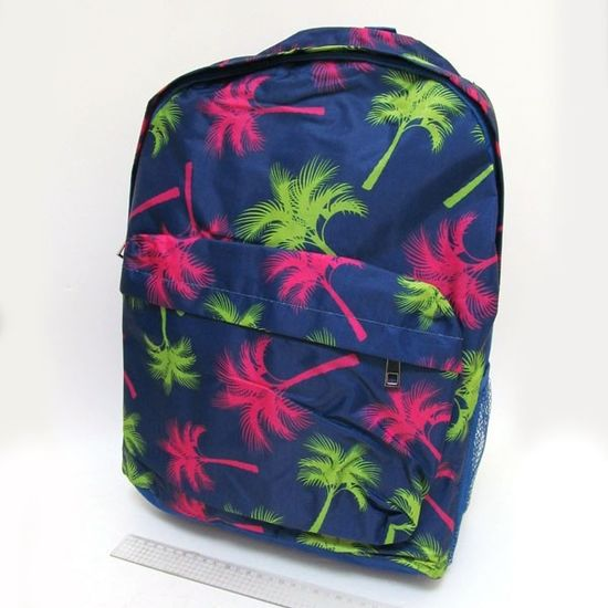 DSCN0595-B Рюкзак с карманом Карибы, 42х30х13см (1)