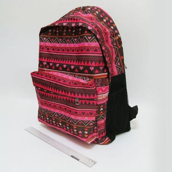 DSCN0610-B Рюкзак с карманом Орнамент 42х30х13см (1)