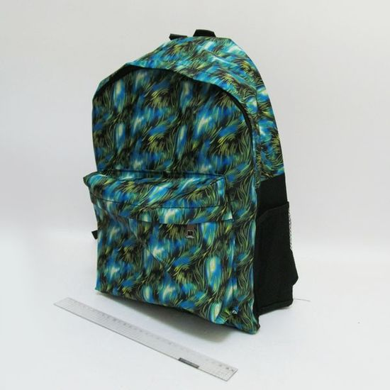 DSCN0619-B-1 Рюкзак с карманом Мерцание 42х30х13см (1)