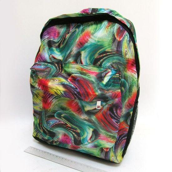 DSCN0622-B-2 Рюкзак с карманом Сияние, 42х30х13см (1)