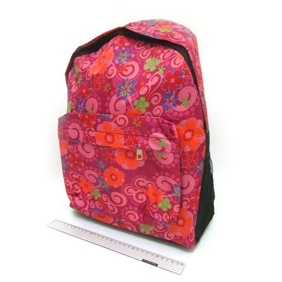 DSCN0624-B-3 Рюкзак с карманом Весенний 42*30*13см (1)