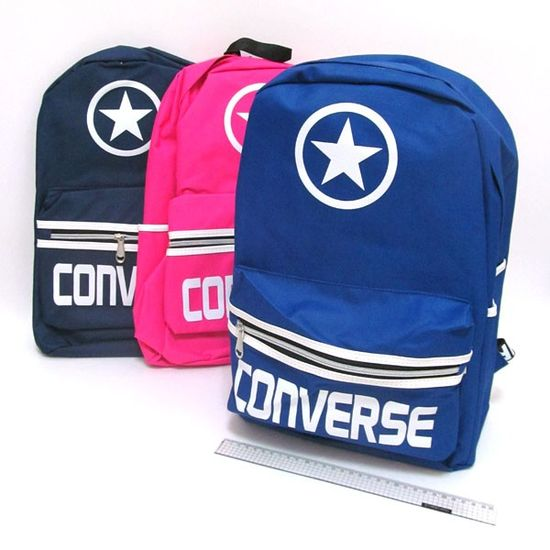 DSCN2260 Рюкзак молодежный Converse 41*30*15см, отд.для ноут., mix (5)