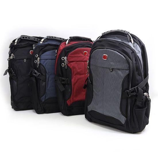7656 Рюкзак SWL Bag упл.спина,отд.для ноут,орг.,удлин.для науш+usb,карман дно, mix4 (1)