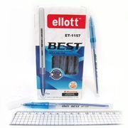 Ручка масляна синя 0.5 мм Best Ellot ET-1157