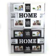 FR0191 Ф/рамка 8 в 1 Home, 10*15 mix2 (12)