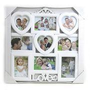 FR0198 Ф/рамка 9 в 1 Love (13*13)*3+(10*15)*6, 1шт/этик. (1)
