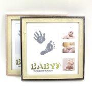 FR4857 Ф/рамка ''Baby с отпечатком ручки, ножки, mix3 (1)