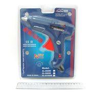 DSCN0108 Пистолет клеевой Blue с евро вилкой, 100W, 1,1см 1шт/этик (12)