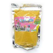 IMG1803-4 (IMG5416-2) Песок кинетический Yellow желт. 1кг, основа-нановолокно(IMG_4589) (25)