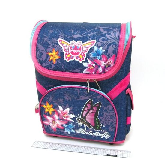 IMG3135-3 Рюкзак коробка Butterfly 30*27*17см (1)