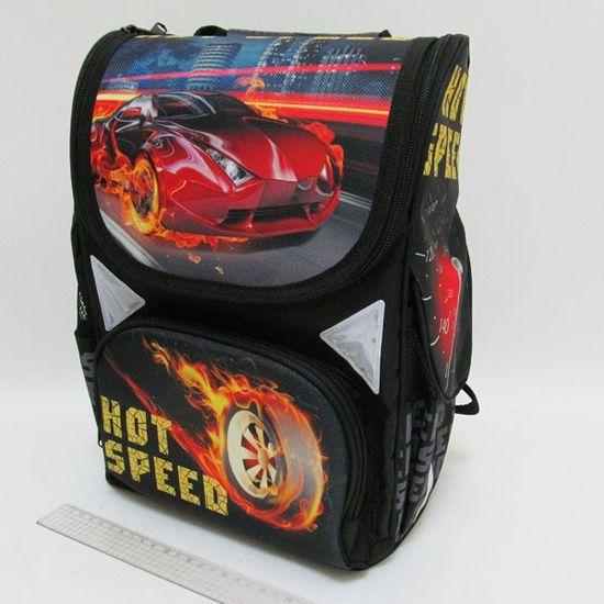 JO-1720 Рюкзак коробка Hot Speed 13,5'' 3 отд., ортоп., светоотраж. (6)