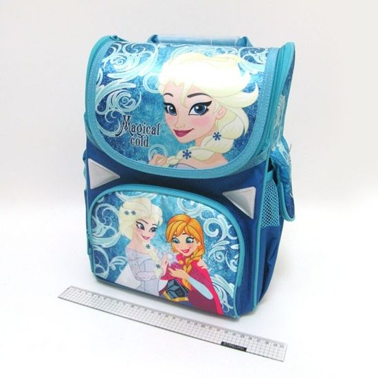 JO-1811 Рюкзак коробка Magical cold 13,5'' 34*26*14,5см, 3 отд., ортоп., светоотраж. (1)