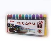 MD-700(DSCN1774) Мел для волос пастель, набор 12шт. (6/72)