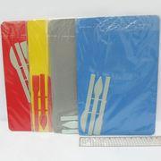 Доска для пласт.ЛЮКС (дешев) 235*155+стеки арт М (ящ150) (1)