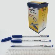 Ручка масляна синя 0.7 мм Smooth Wiser