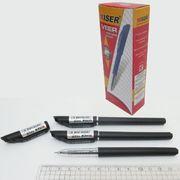 Ручка масляна чорна 0.7 мм Veer Wiser
