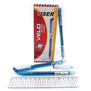 Ручка гелева синя 0.6 мм Velo Wiser