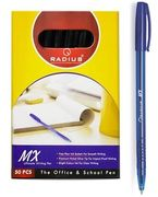 Ручка масляна синя 0.7 мм МХ  Radius