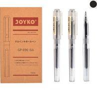 Ручка Гелевая  GP-690 черн 0,5 Joyko (10 шт) (10/1440)