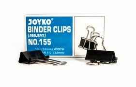 Біндер 32 мм 12 штук в упаковці Joyko 155